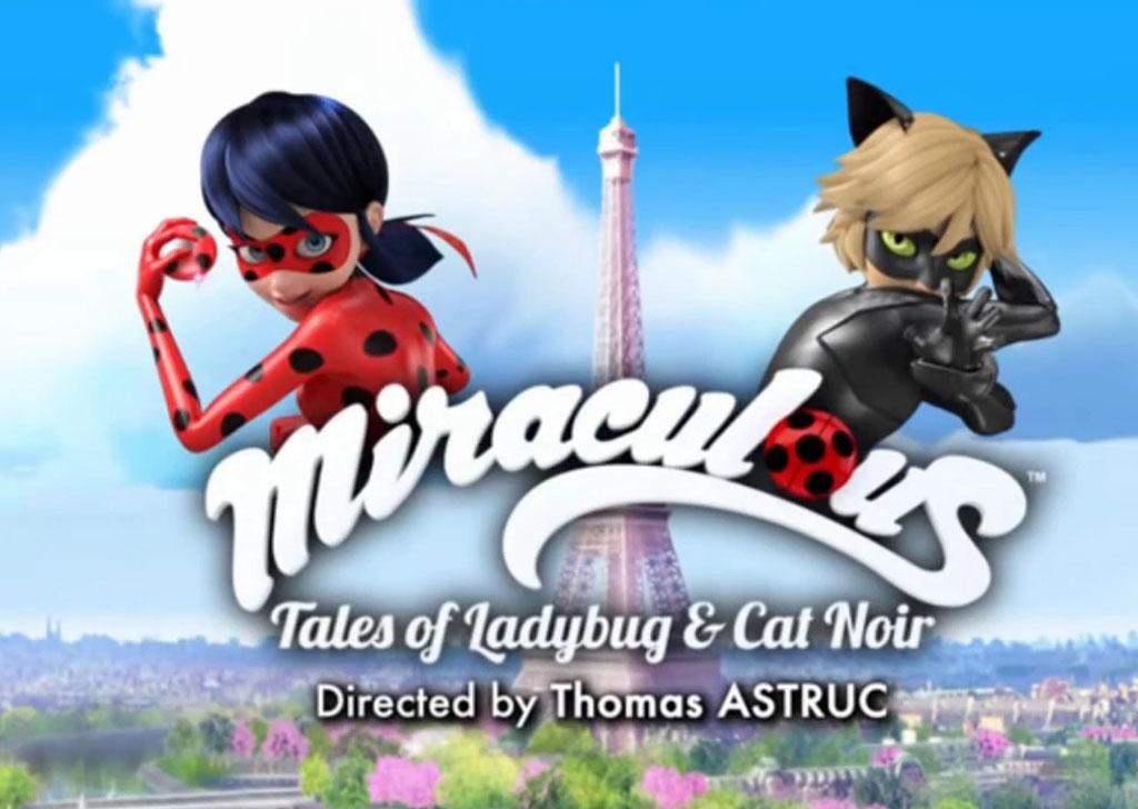 Miraculous Le storie di Ladybug e Chat Noir