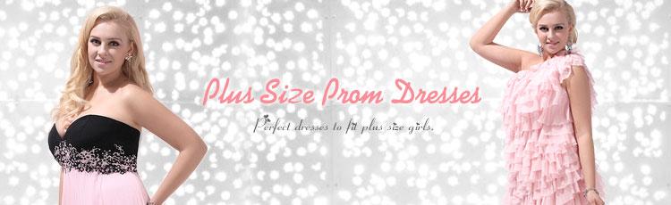 Plus Size Prom Dresses Milanoo