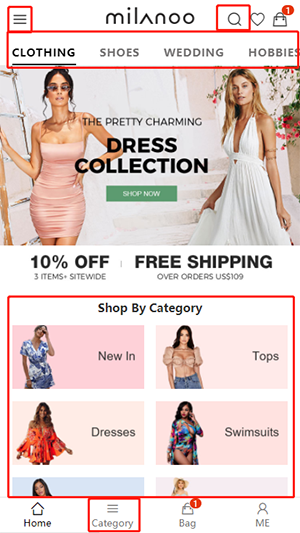 How do I find a product (WAP).png