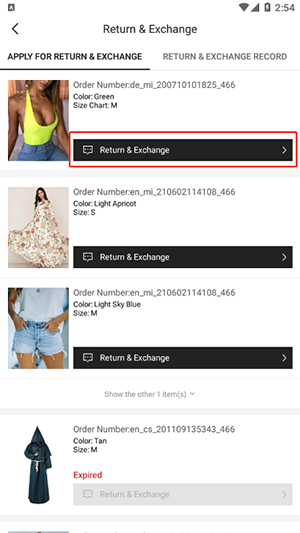 How to submit for Return & Exchange (APP2).png