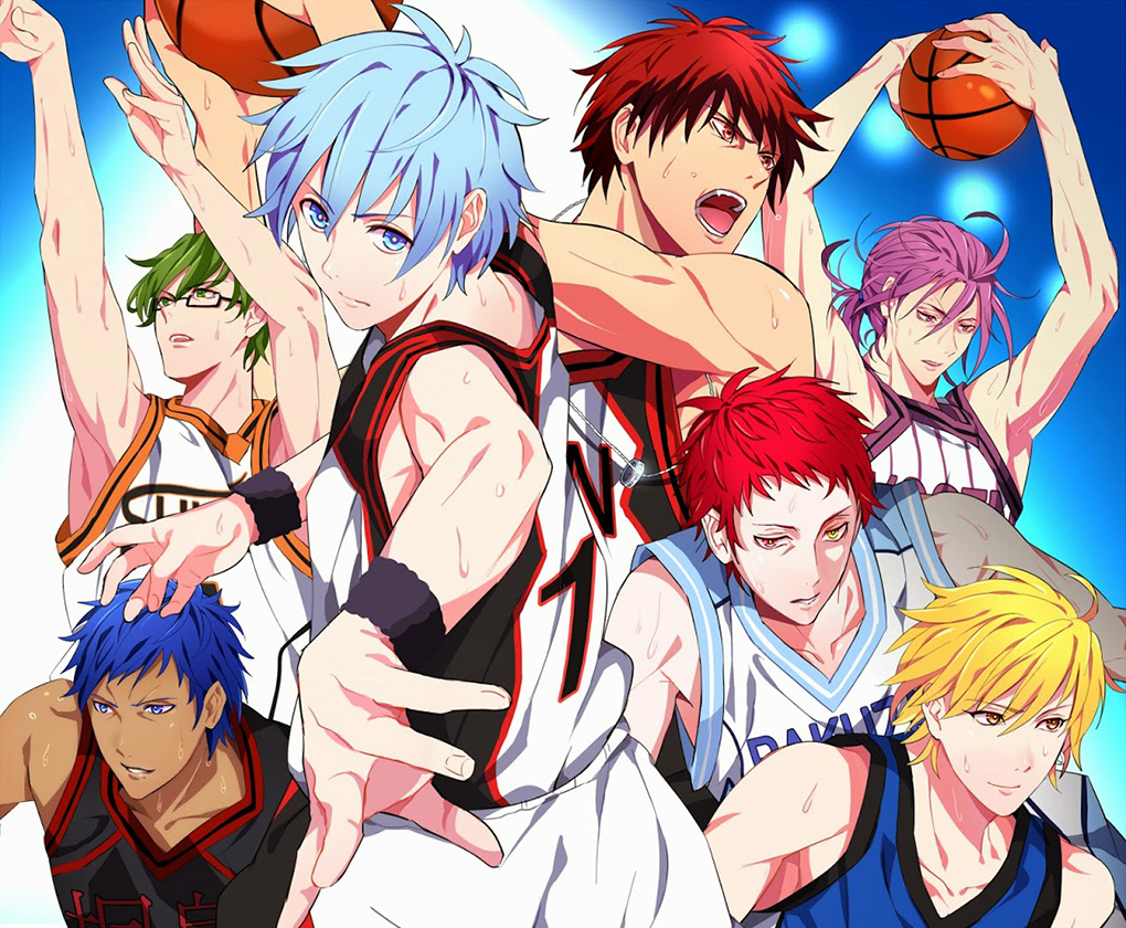 Kuroko No Basketball