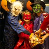 Trucco di Halloween