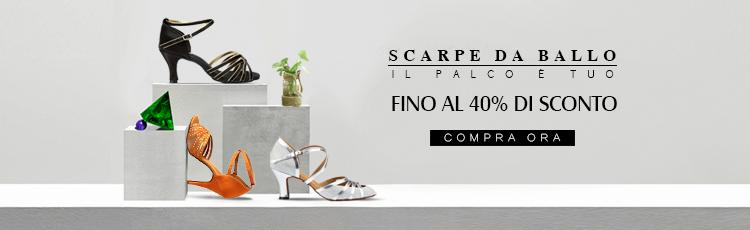 hot sale online 13889 4b7a8 Scarpe da Ballo per Donna | Milanoo.com