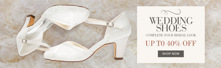 bbae9f9da8 Wedding Shoes & Bridal Shoes- Shop the Latest Styles | Milanoo.com