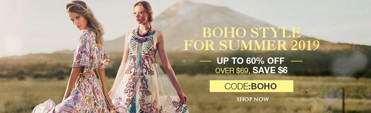 d619d3e589 bohemian dresses, boho dresses, cheap bohemian dresses | Milanoo.com