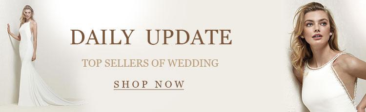 1f07fa2a48 2019 Wedding Dresses & Bridal Gowns on Sales | Milanoo.com
