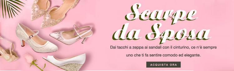 Scarpe Sposa Zeppa Online.Scarpe Da Sposa Scarpe Da Matrimonio Compra Gli Ultimi Stili