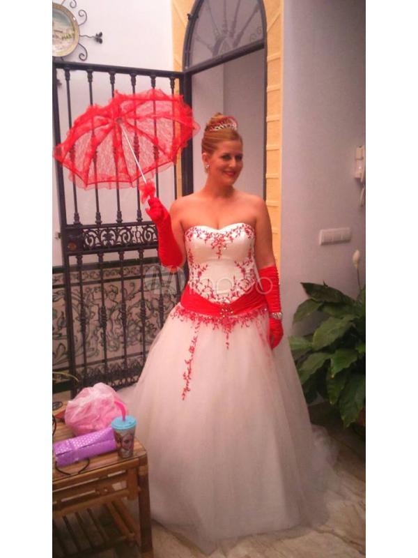 Vestidos de Novia de Tamaño Más - Milanoo.com