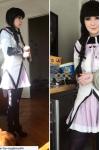 Puella Magi Madoka Magica Kaname Akemi Homura Cosplay Damen Kleid Großhandel