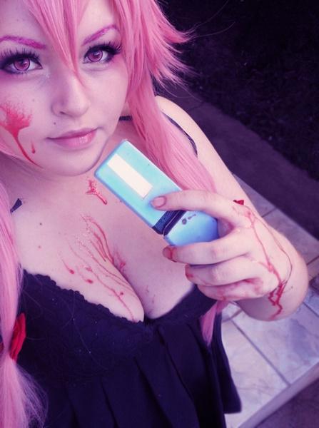 Milanoo Com Buy Cheap The Future Diary Anime Cosplay