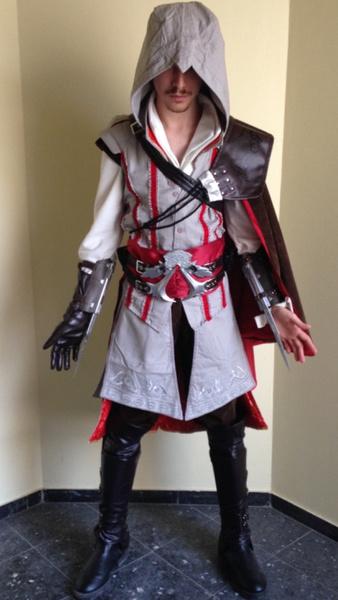 kaufen billig assassins creed spiel cosplay halloween kost m online. Black Bedroom Furniture Sets. Home Design Ideas