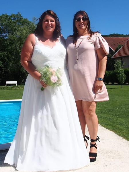 Robe De Mariee Boheme Chic Dentelle 2019 Robe Ceremonie