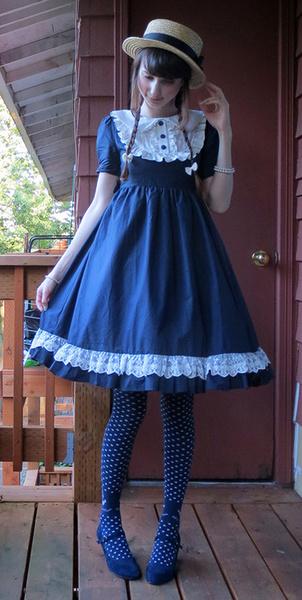 1fface2245b0 Lolita One Piece Dresses