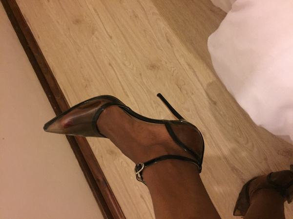 4c42d246279d Very nice and comfortable heels! Love them
