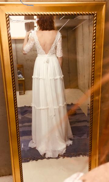 bae2288ed2d ... ist das Kleid vom tollen Stoff