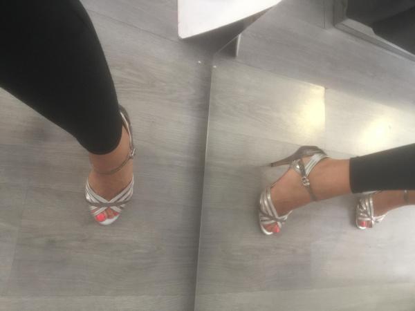 15c28bb783c2 Comentarios sobre Zapatos De Baile de Milanoo